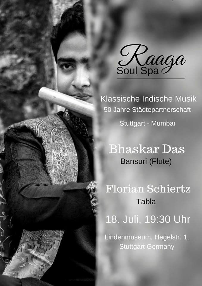 Stuttgart indian classical music concert 2018